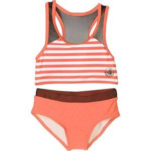 Body Glove Girl Two Piece Swimsuit, Orange